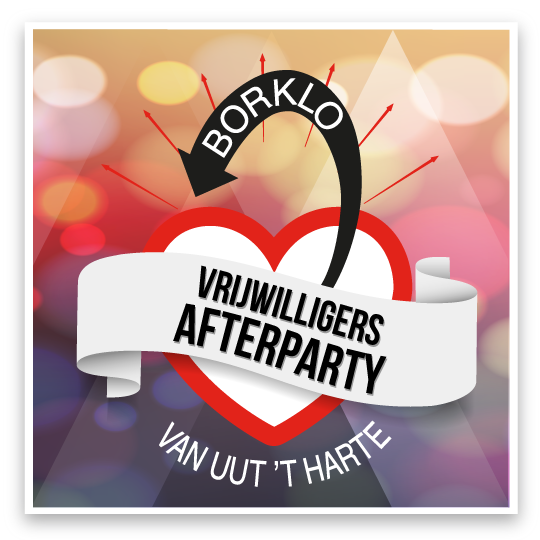 Vrijwilligers Afterparty